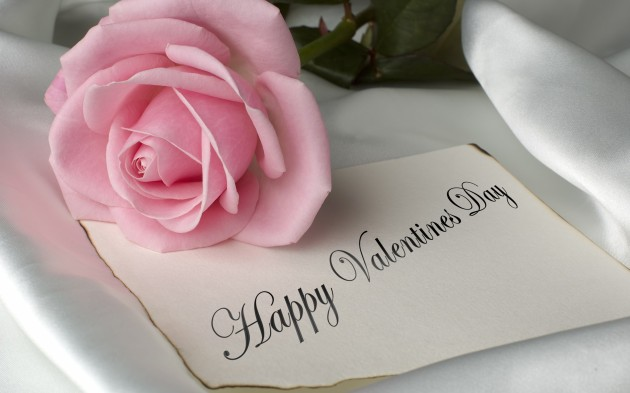 Cute-Pink-Rose-Wishes-Happy-Valentines-Day